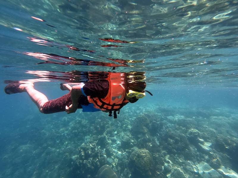 หมู่เกาะรัง จ.ตราด จุดดำน้ำที่สวยที่สุดในท้องทะเลตราด